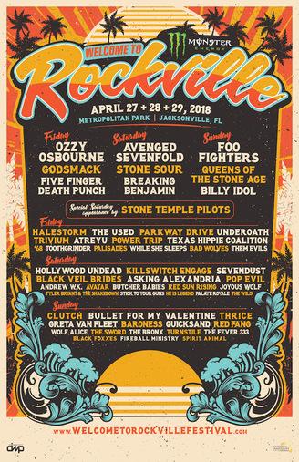 Rockville 2018