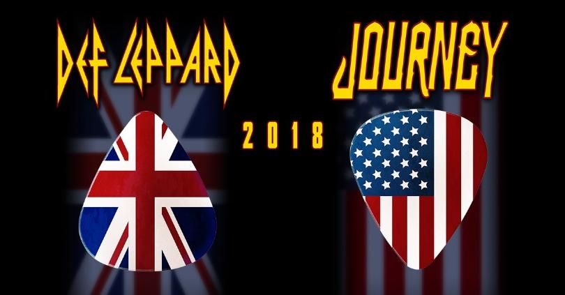 Def Leppard/Journey 2018
