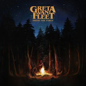 Greta Van Fleet 2018