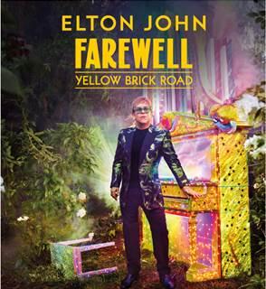 Elton John Farewell Tour 2018