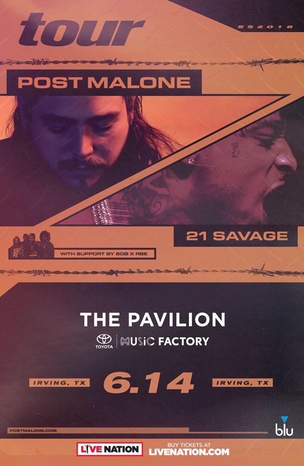 Post Malone 2018