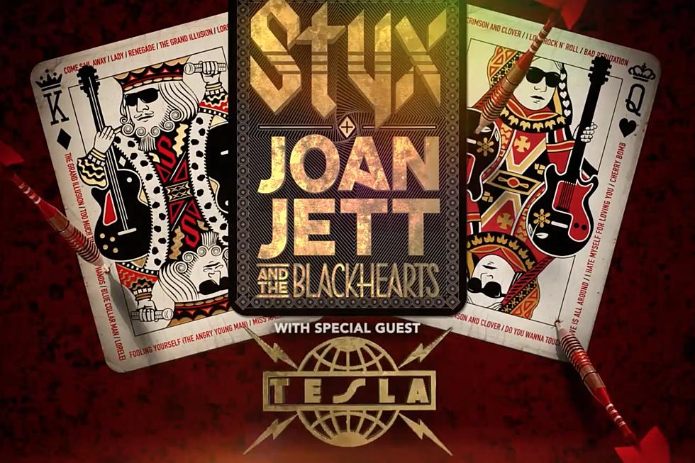 STYX AND JOAN JETT 2018
