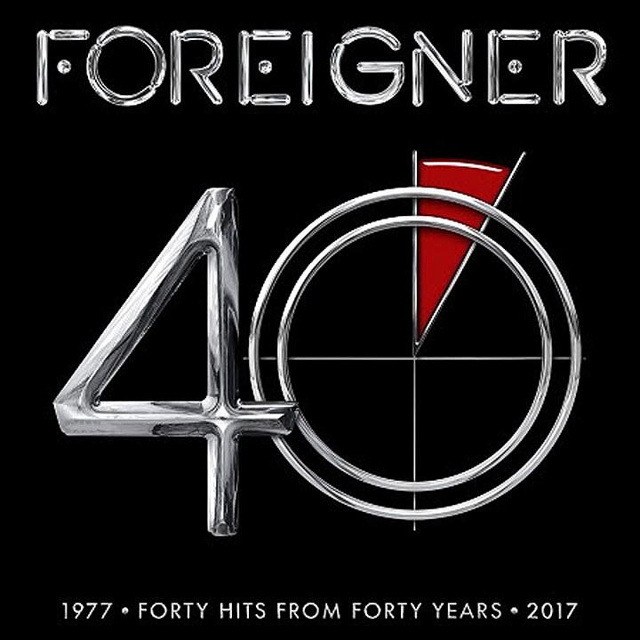 Foreigner 2018