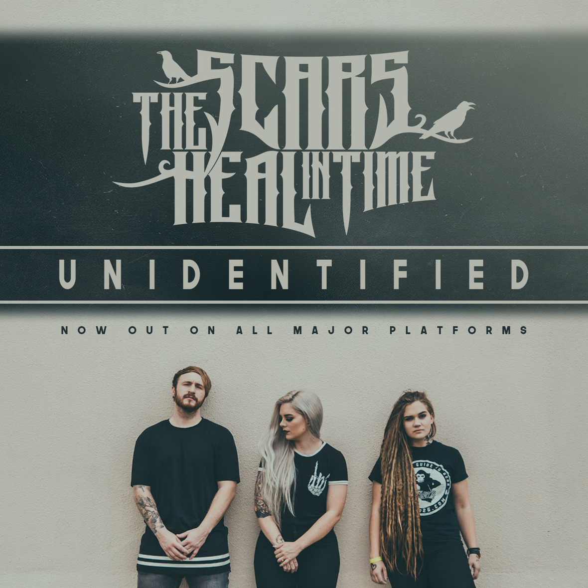 The Scars Heal In TIme 2018