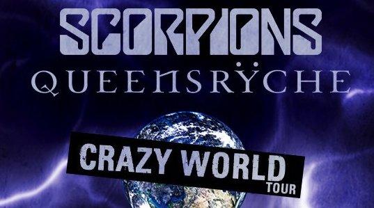 Scorpions 2018