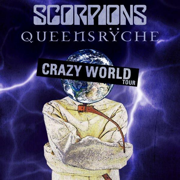 The Scorpions 2018