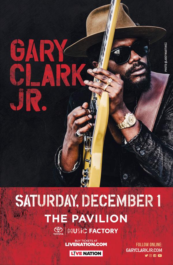 Gary Clark Jr. 2018