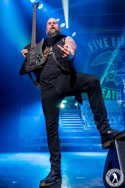 Five Finger Death Punch 2018