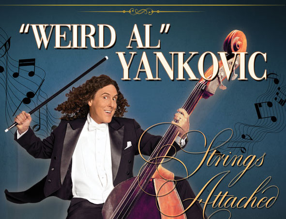 "WEIRD AL"" YANKOVIC 2019"