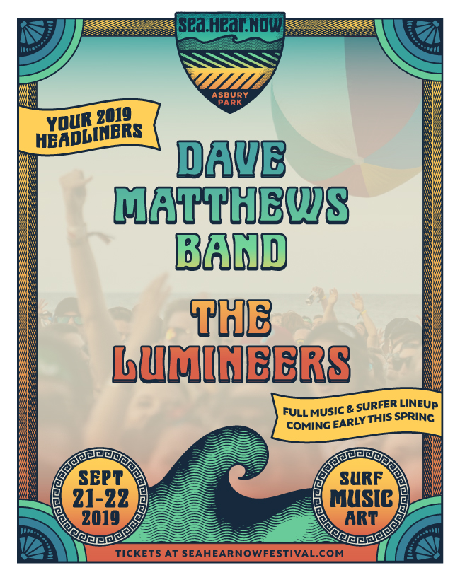 DAVE MATTHEWS BAND 2019