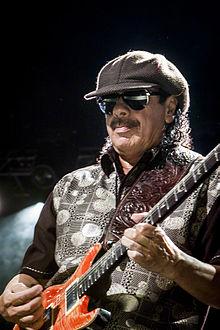 Carlos Santana 2019