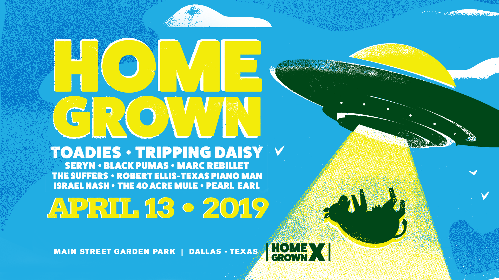 Homegrown Festival 2019