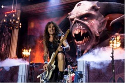 Iron Maiden 2019