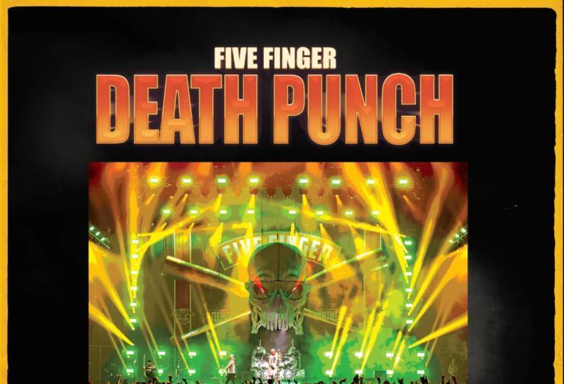 Five Finger Death Punch 2019