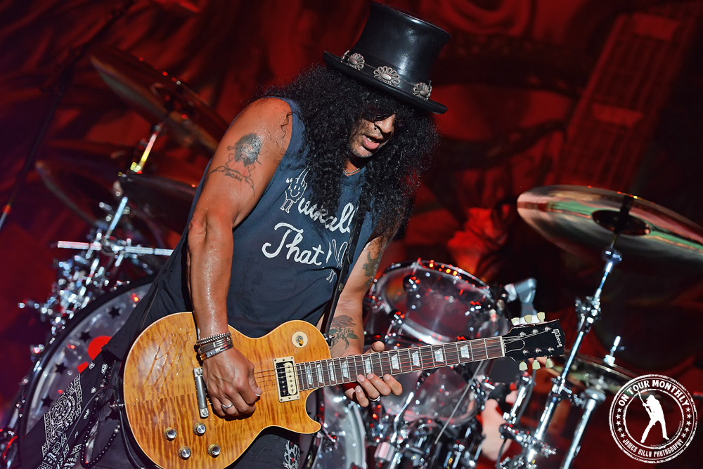 Slash ft. Myles Kennedy And The Conspirators 2019