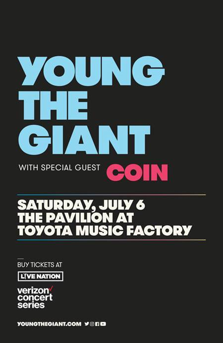 Young The Giant 2019