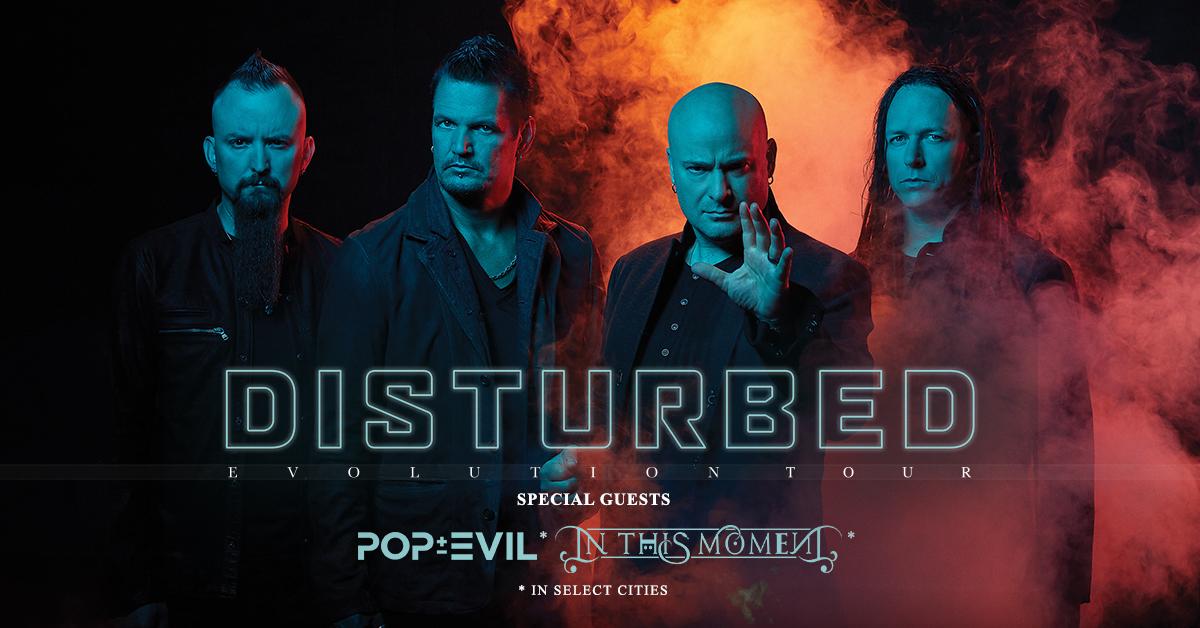 Disturbed 2019
