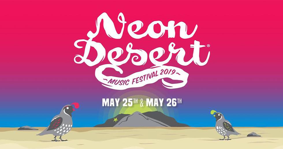 NEON DESERT MUSIC FESTIVAL 2019