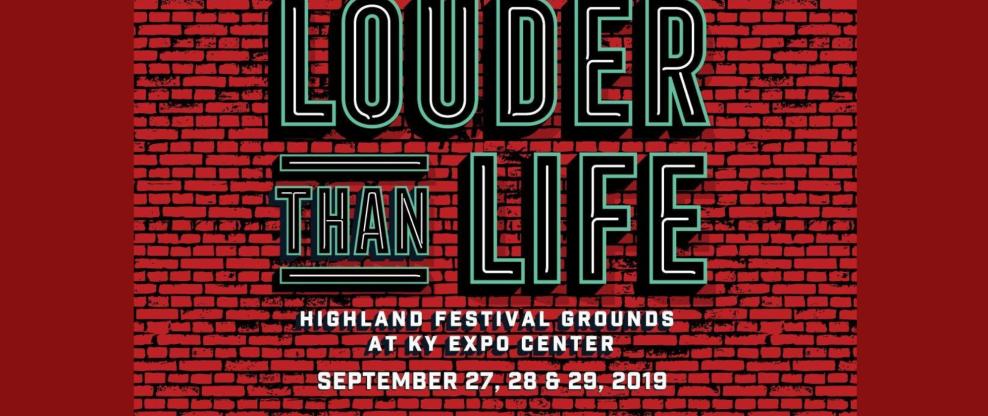 Louder Than Life 2019