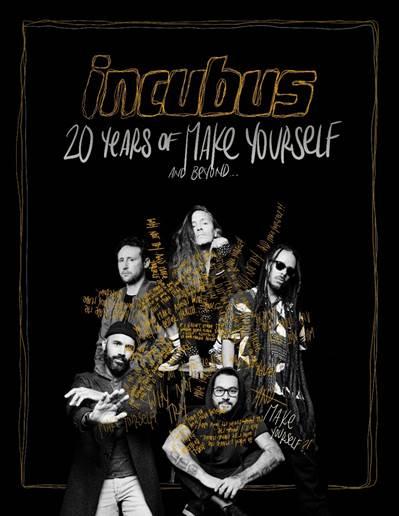 Incubus 2019