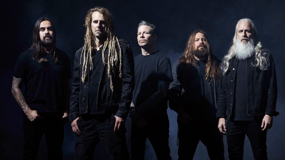 Megadeth Lamb of God Tour