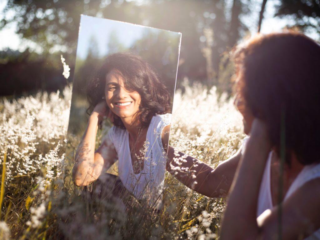 financial identity mirror