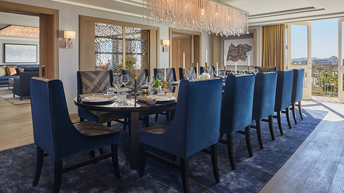 Viceroy L'Ermitage Beverly Hills Receives Forbes Travel Guide 2019 Five-Star Award
