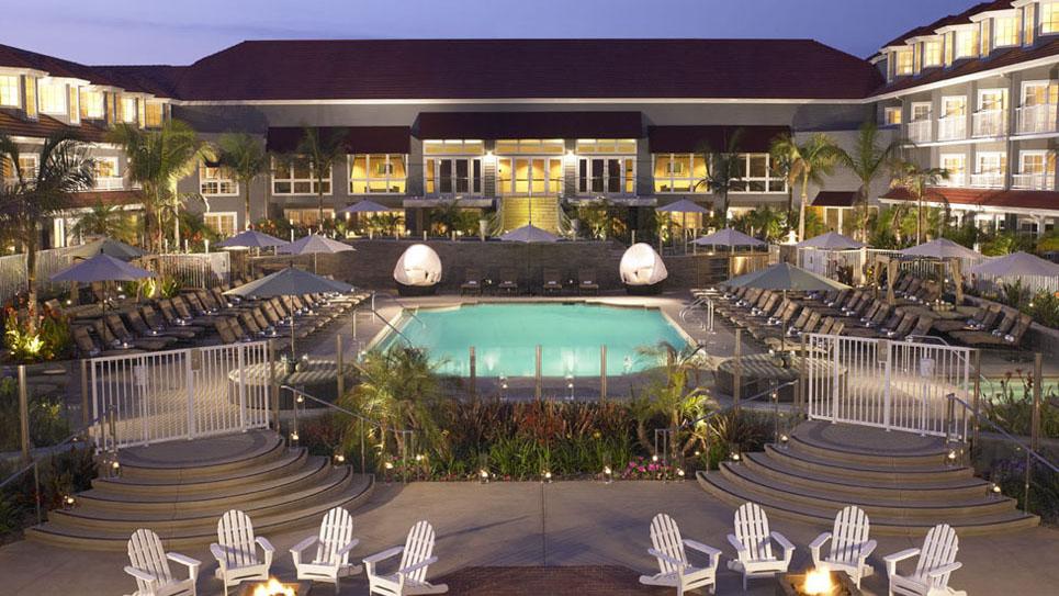 Laguna Pool and Del Mar Pool Plazas at Laguna Cliffs Resort & Spa by Marriott