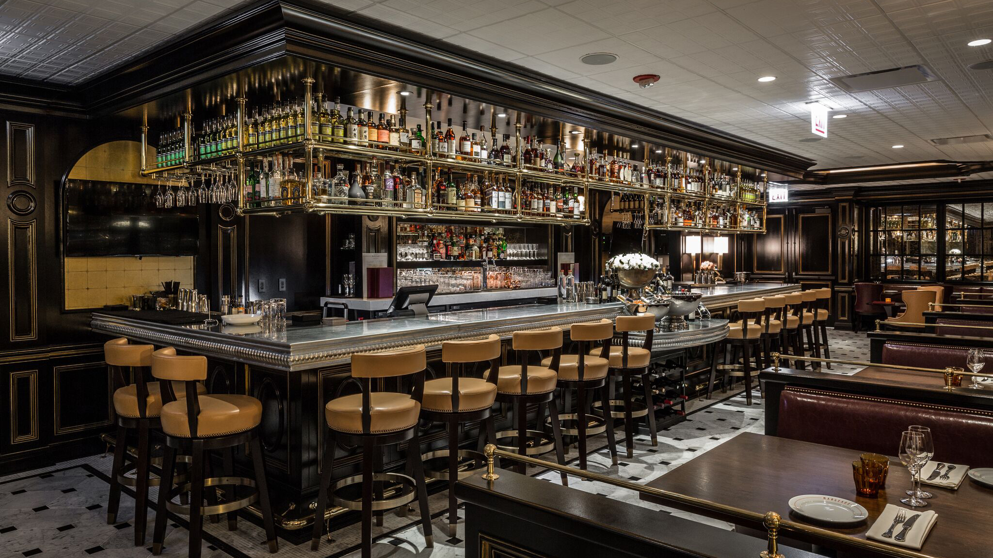 Margeaux Brasserie at the Waldorf Astoria Hotel & Spa