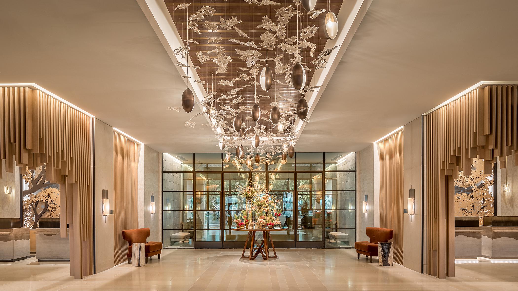 Four Seasons Hotel Austin Modernization