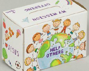Children Mite Box