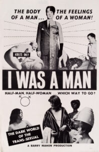 I Was A Man