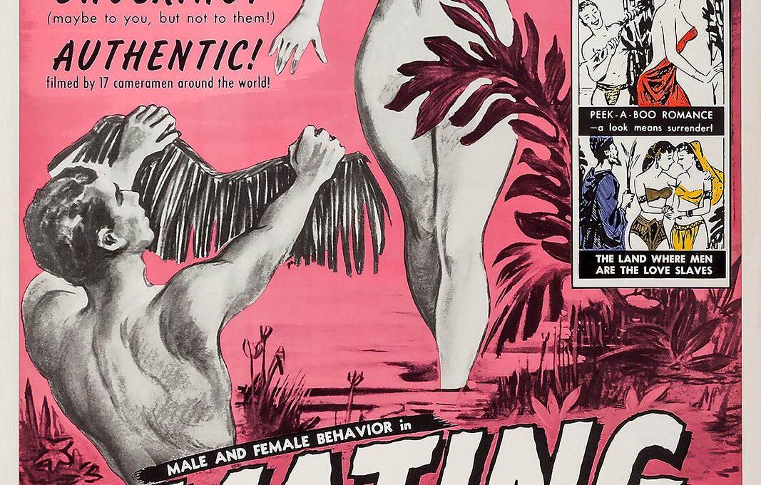 Adult Movie Posters | Erotic American Folk Art