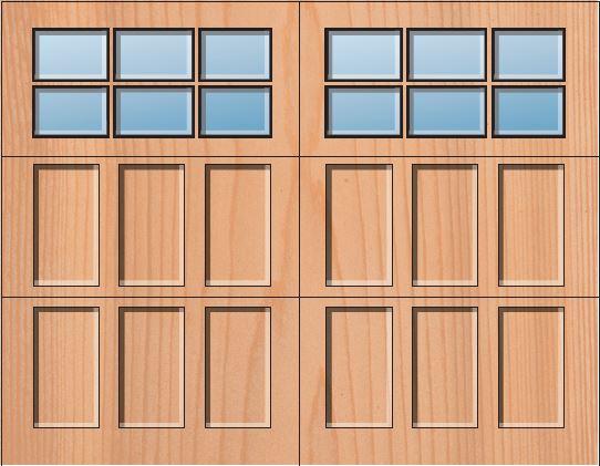 Everite Door - Bradford