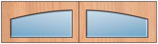 Everite Door - Long Plain AR