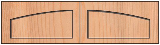 Everite Door - Long Solid AR