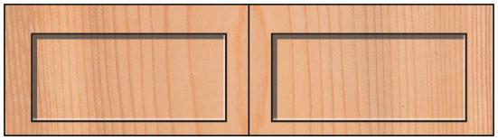 Everite Door - Long Solid SQ