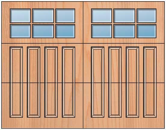 Everite Door - Jefferson