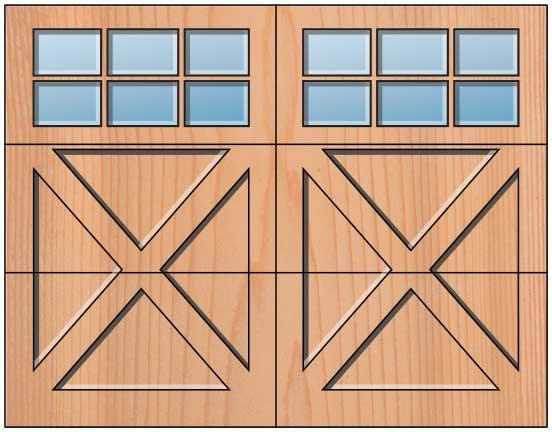 Everite Door - Lancaster