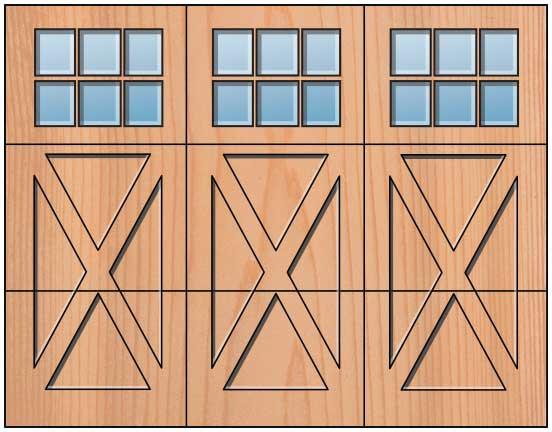 Everite Door - Needham