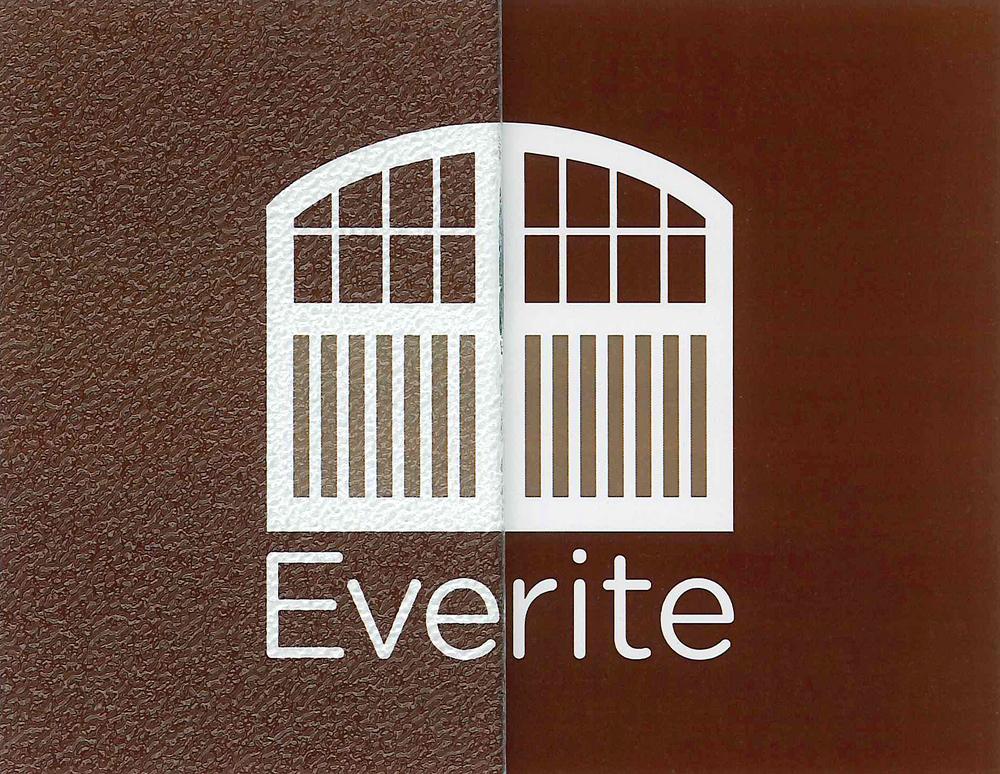 Everite Door - Decorative Glass