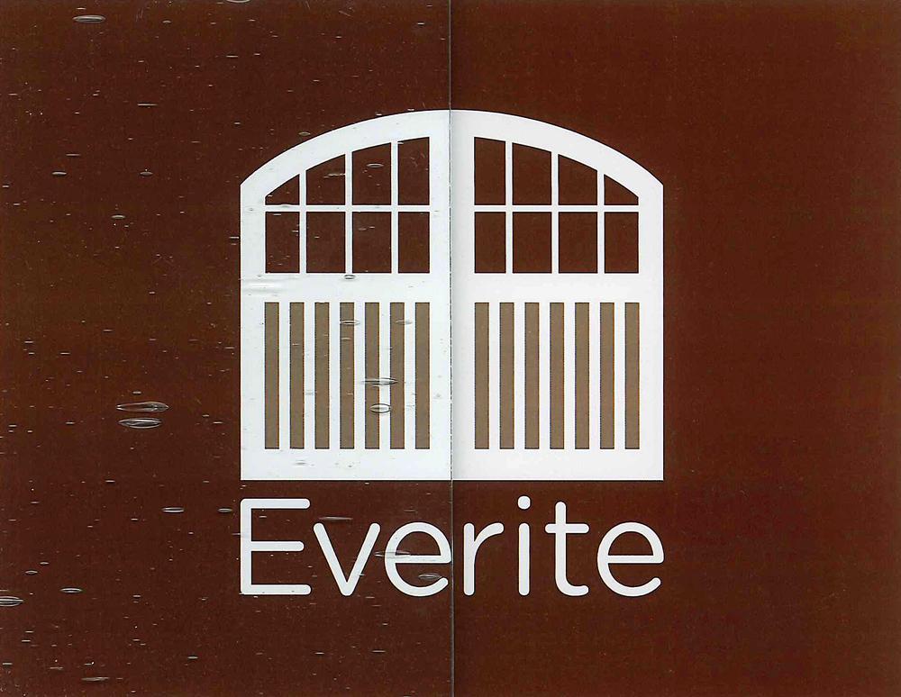Everite Door - Seedy Glass