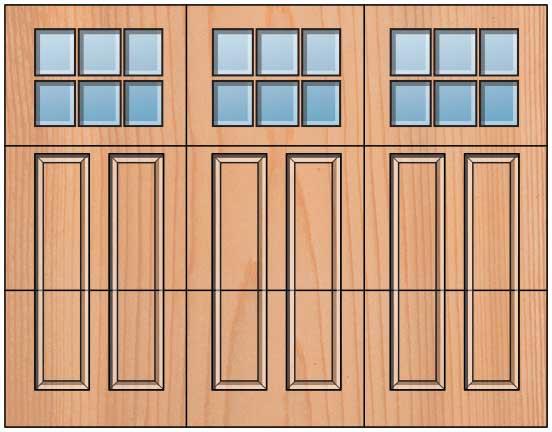 Everite Door - Westwood
