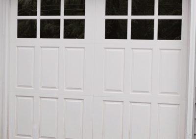 Allegheny River Semi-Custom Series Butler Model Paint Grade Wood 3 over 3 Lite Square Glass