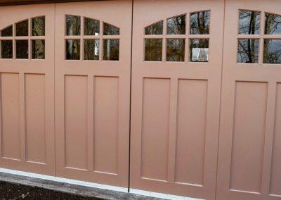 Morano Builder Series Somerset Model Paint Grade Wood 3 OV 3 Lite Arch
