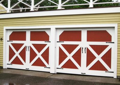 Charles River Custom Series Lancaster Model Paint Grade Wood Solid Clipped Top