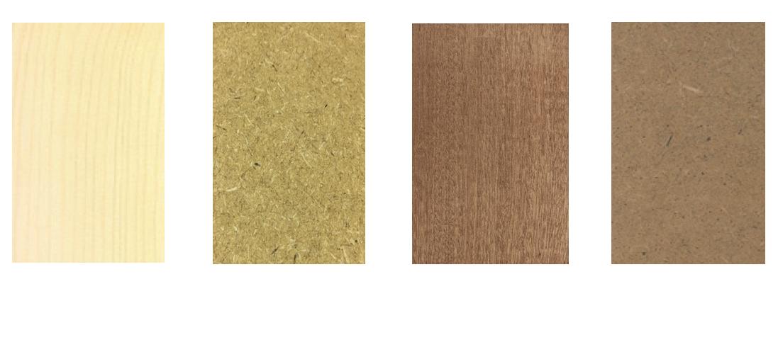 Everite Door - Morano Series Materials
