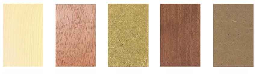 Everite Door - Traditional Series - Materials