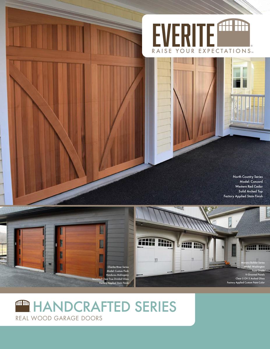 Everite Door - Traditional Series Brochure