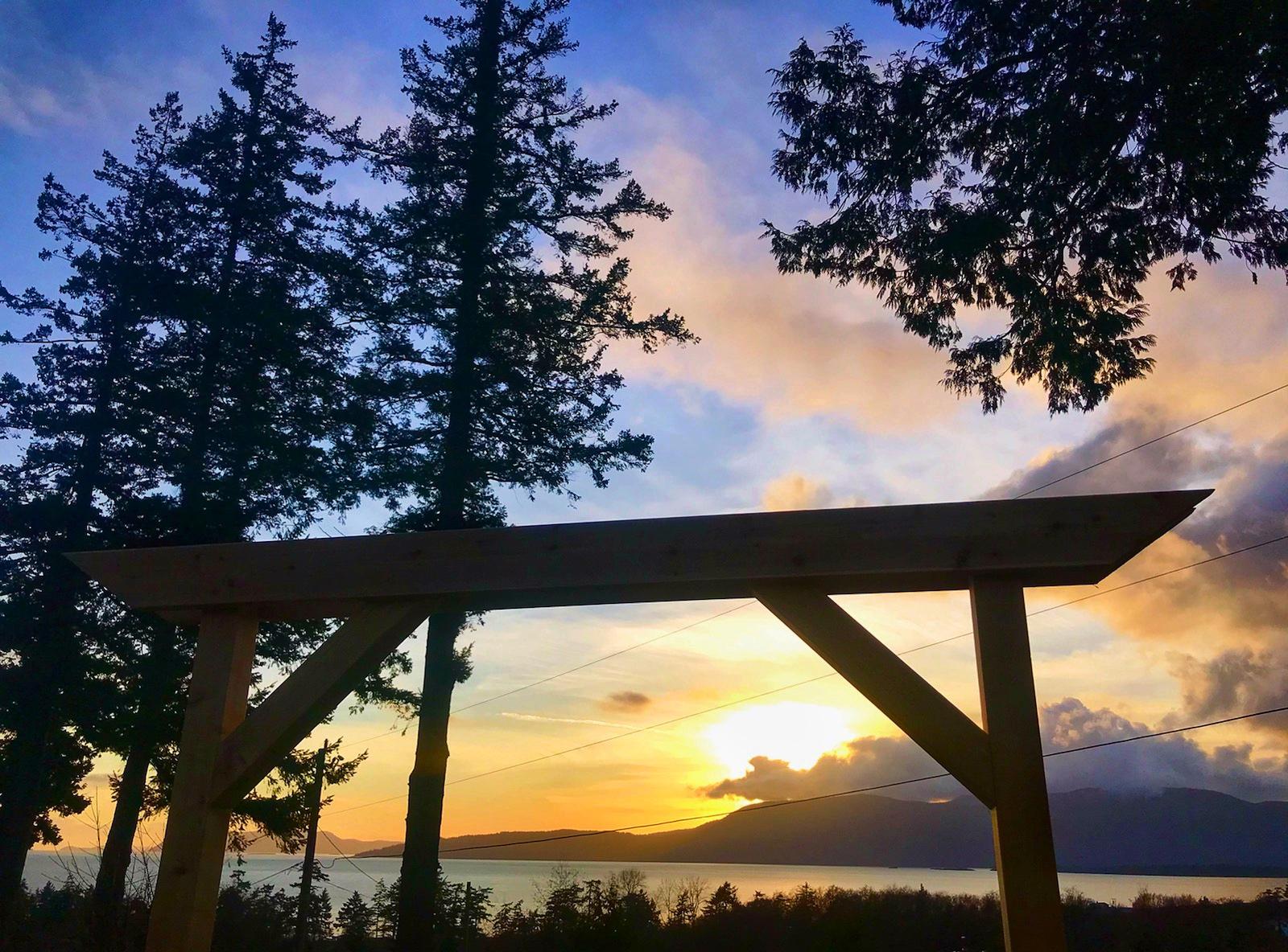 Sunset Overlook…